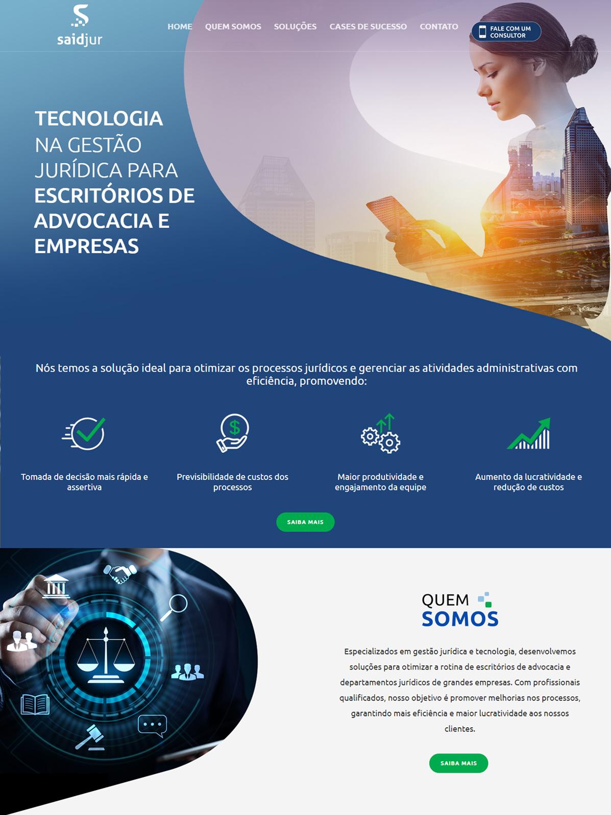 Website SaidJur